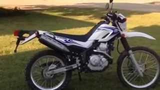 4. 2012 Yamaha XT250