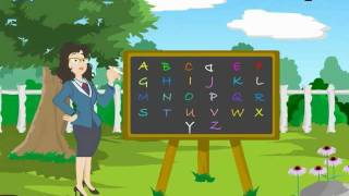 Video: English Alphabet Song