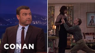 Nonton Liev Schreiber  Steve Martin Gave Me The Best Erection Of My Life    Conan On Tbs Film Subtitle Indonesia Streaming Movie Download