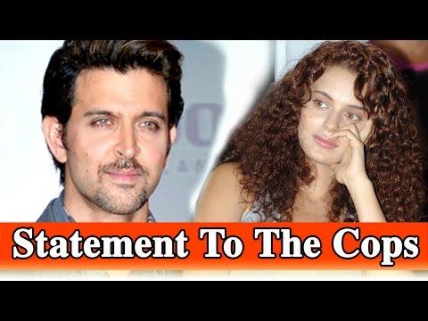 Hrithik Roshan-Kangana Ranaut Controversy: Actress