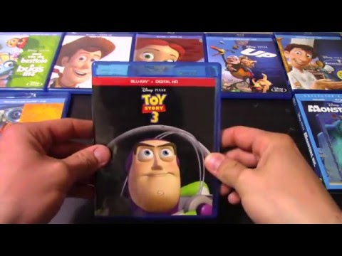 Disney's Pixar Toy Story 3 On Blu Ray And Digital HD