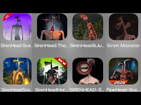 Siren Head Scary,Siren Head The Games,Siren Head & Julice,Siren Monster,Siren Head Scary,Siren Head