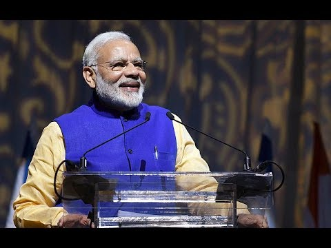 PM Modi's speech at Indian Community Event in Tel Aviv, Israel