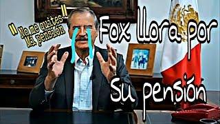 !!! SE FILTRA PLATICA DE AMLO Y VICENTE FOX!!! **CHECA LO QUE DIJERON**