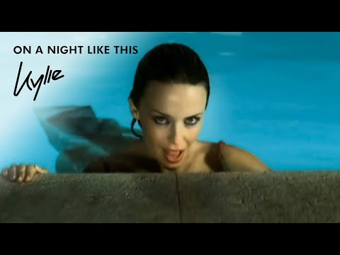 Kylie Minogue – On A Night Like This