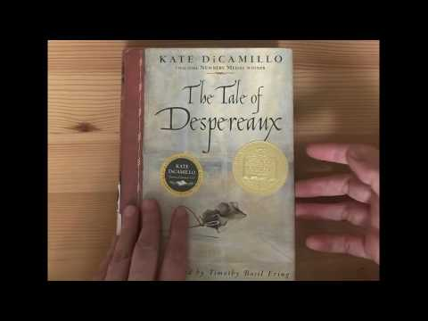 (Chapters 1-2) The Tale of Despereaux by Kate DiCamillo - Story Time with Ms. Emily