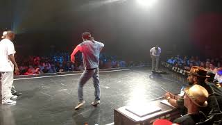 Poppin C & Prince vs Mo'Higher (Hoan & Jaygee) – WDC 2017 FINAL POP FINAL (Another angle)