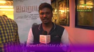 Sathish at Aivaraattam Audio Launch
