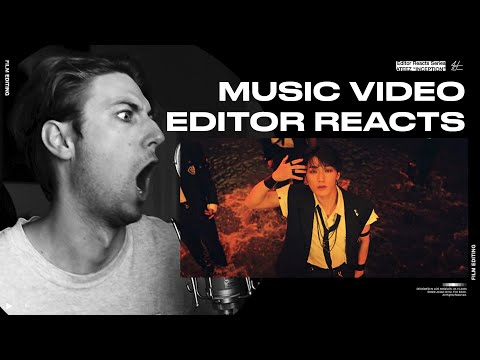 Video Editor Reacts to ATEEZ(에이티즈) - 'INCEPTION' Official MV