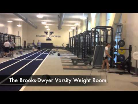 A Video tour of the Yale Athletic Facilities