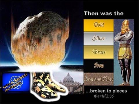 profecias de Daniel 2 - o destino da nova ordem mundial (desfecho surpreendente!)