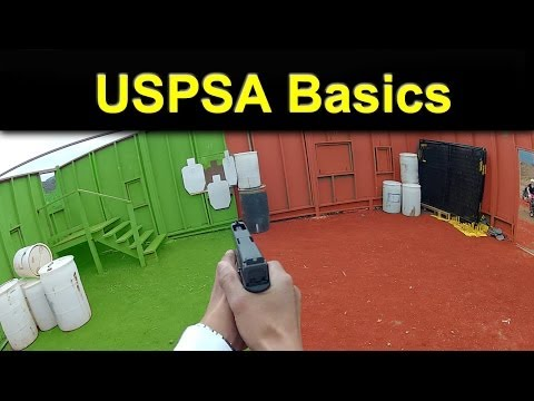 USPSA Fun Shoot Coming on February 20th