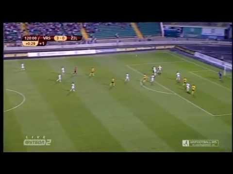 Как украинская «Ворскла» вылетела из Лиги Европы