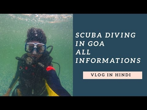 Scuba Diving in Goa - Training - Cost - How and Where to Do?_Búvárkodás