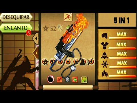 shadow fight 2 titan weapon hack download