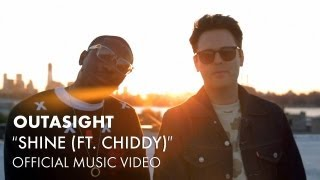 Thumbnail for Outasight ft. Chiddy — Shine