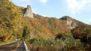 【HD】岩手県 馬仙峡 – がんばれ東北!