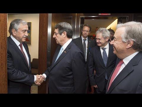 Στα χέρια Αναστασιάδη η πρόταση Ακιντζί – Συμβούλιο πολιτικών αρχηγών…