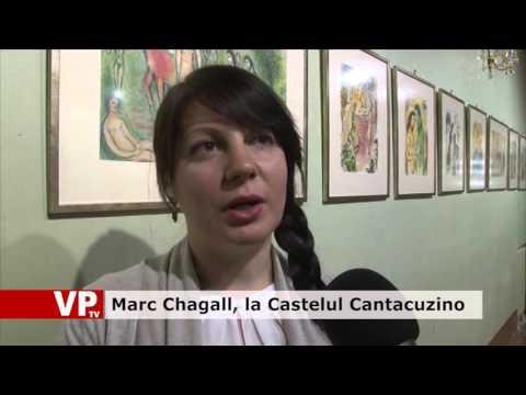 Marc Chagall, la Castelul Cantacuzino