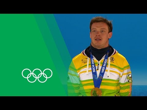 Felix Loch on defending his Olympic Luge gold | Olympic Rewind