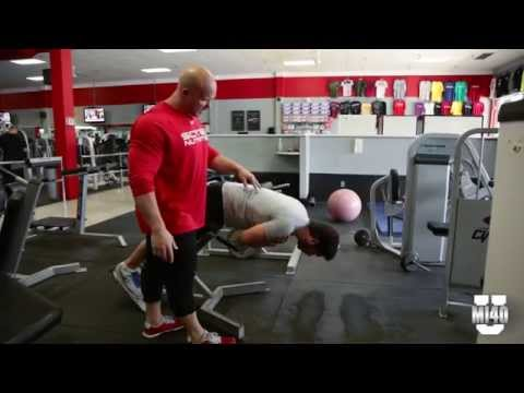 Training - http://tinyurl.com/MI40Xtreme - Mind Muscle Connection - Hamstring Training Primer with Ben Pakulski - Learn how to build a strong mind-muscle connection with your hamstrings to stimulate muscle...