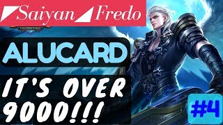 It's Over 9000!!! [Rank 1 Alucard]  Alucard Gameplay and Build By ◤Saiyan◢ Fredo #4 Mobile Legends.https://www.youtube.com/watch?v=jt-j4Bve2no#MLBB #Alucard #Fredo #Saiyan #TopRanked #Rank1 #Toprank Player            : ◤Saiyan◢ FredoTeam             : $ᵃᶦߌᵃⁿBattle Spells : PurifyBuild              : Haas's Claw, Warrior Boots, Thunder Belt, Berseker's Fury, Blade of Despair, Malefic Roar.Rank              : Glorious LegendMore Videos: Meta Build [Rank 4 Layla]  Layla Gameplay and Build By gEnE ^_^ Mobile Legends.https://youtu.be/mUD5eZX1jmYPerfect Play [Rank 4 Fanny]  Fanny Gameplay and Build By  ᴢxυαи εϊɜ Mobile Legends.https://youtu.be/_RTMcYpl_3sTop Player Showdown #2 [Rank 1 Chou]  Chou Gameplay and Build By ⌠ίaÐsAɓnε⌠ Mobile Legends.https://youtu.be/R73oCjKWShcR.I.P True damage Combo [Rank 1 Clint]  Clint Gameplay and Build By ƑeaR*Carcinoma #3 Mobile Legends.https://youtu.be/o0ghWpEQfDkImmortal Vampire [Rank 2 Alucard]  Alucard Gameplay and Build By  zl존_Hero1호╭  Mobile Legends.https://youtu.be/JqEwJc4BJRUUpdated Build [Rank 1 Fanny]  Fanny Gameplay and Build By 미카사 #6 Mobile Legends.https://youtu.be/vdhZCGIgHAM===============================================Music :Intro and outro:Warriyo - Mortals (feat. Laura Brehm) [NCS Release] https://www.youtube.com/watch?v=yJg-Y5byMMwConnect with NCS:Snapchat: ncsmusic• http://soundcloud.com/nocopyrightsounds• http://instagram.com/nocopyrightsounds• http://facebook.com/NoCopyrightSounds• http://twitch.tv/nocopyrightsounds• http://twitter.com/NCSounds• http://spoti.fi/NCSWarriyo• https://soundcloud.com/warriyo• https://www.facebook.com/WarriyoMusic/• https://twitter.com/warriyo• https://www.youtube.com/WarriyoMusicLaura Brehm• https://soundcloud.com/laurabrehm• https://www.facebook.com/laurabrehmmusic• https://twitter.com/laurakbrehm• https://www.youtube.com/user/laurabrehmJoin your friends in a brand new 5v5 MOBA showdown against real human opponents, Mobile Legends! Choose your favorite heroes and build the perfect team with your comrades-in-arms! 10-second matchmaking, 10-minute battles. Laning, jungling, tower rushing, team battles, all the fun of PC MOBAs and action games in the palm of your hand! Feed your eSports spirit!Mobile Legends, 2017's brand new mobile eSports masterpiece. Shatter your opponents with the touch of your finger and claim the crown of strongest Challenger!