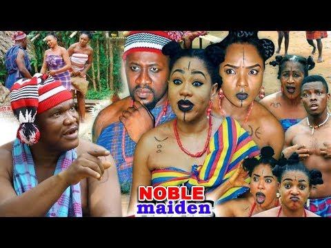 Nobel Maiden 5&6- Chioma Chukwuka 2018 Latest Nigerian Nollywood Movie ll African Epic Movie Full HD