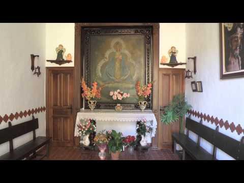 Ermita de la Virgen de la Escarihuela, Montejaque