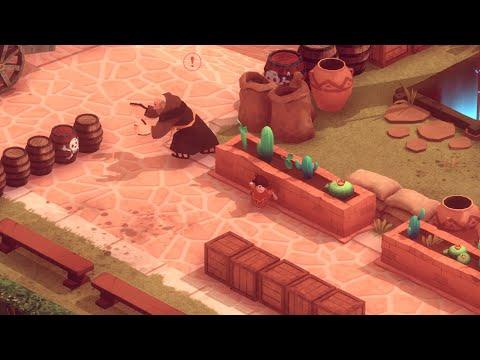 Gameplay de El Hijo : A Wild West Tale