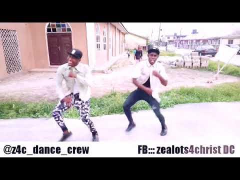 E dey work by Samsong dance cover