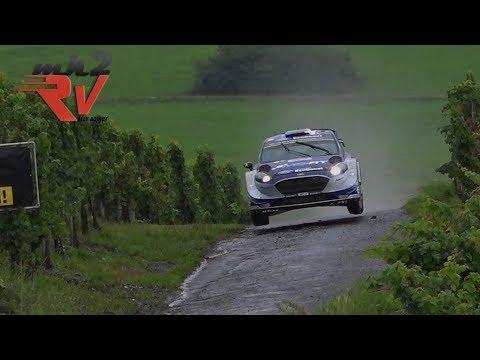 WRC Rallye Deutschland 2017 Leg 1