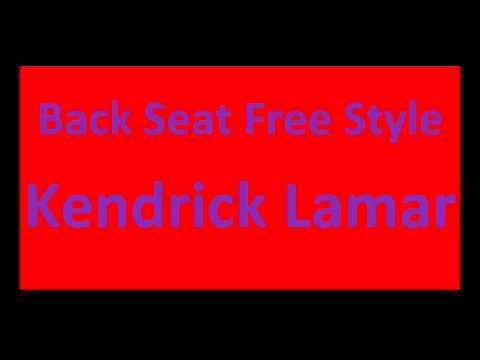KSO Music Videos: Kendrick Lamar: Back Seat Free Style
