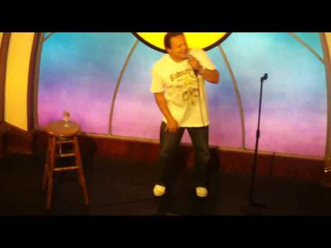 JOEY MEDINA Host @ The World Famous Laugh Factory, Hollywood CA