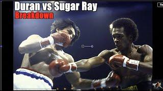 Video Roberto Duran vs Sugar Ray Leonard 1 Explained -Brawl in Montreal  Tyson's Favorite Fight  Breakdown MP3, 3GP, MP4, WEBM, AVI, FLV Oktober 2018