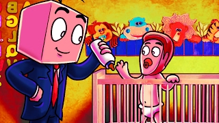 Minecraft | Who's Your Daddy? EXPERIMENTING ON MY FAMILY! (Baby • Father)
