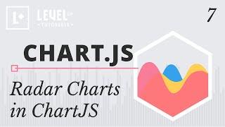 ChartJS Tutorials #7 - Radar Charts in ChartJS