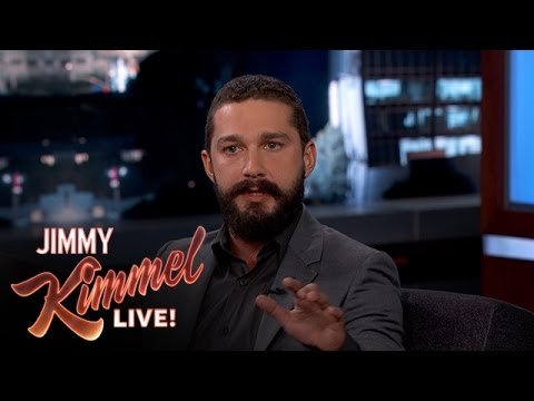 Shia LaBeouf on His Arrest