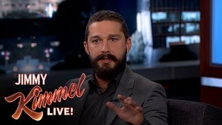Shia LaBeouf on His Arrest - YouTube