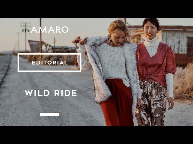 Wild Ride | AMARO - Amaro
