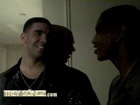 Trey Songz Ft Drake - Successful (Behind The Scenes)