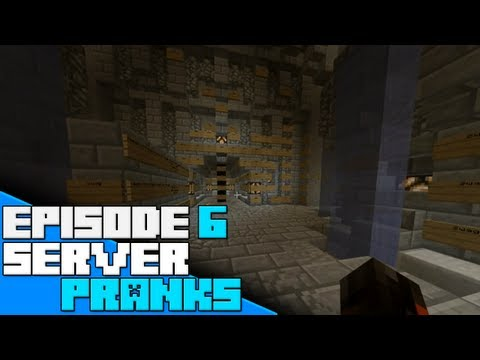 Minecraft – The Vortex Server – Pranks – Episode 6 – Signs with Swag