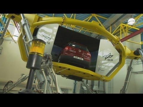 السيارة الذكية لأمن الطرقات الأوروبية - فيديو