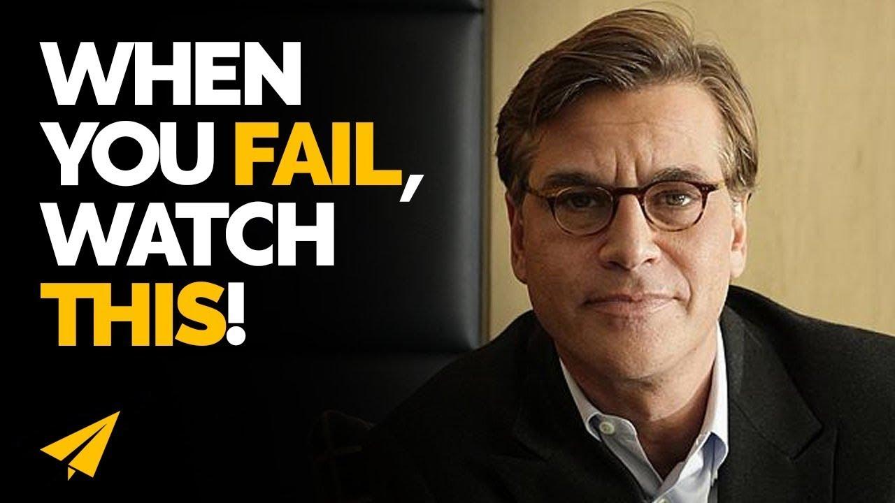 DARE to Fail - Aaron Sorkin - #Entspresso