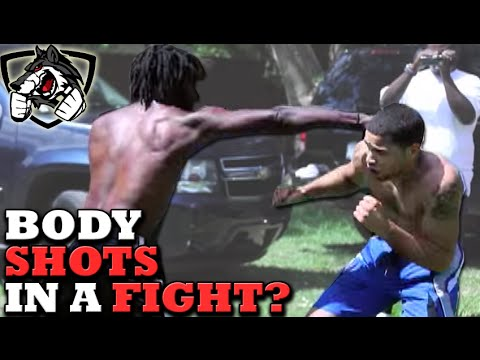 Download Video Should I Punch To The Body In A Street Fight?