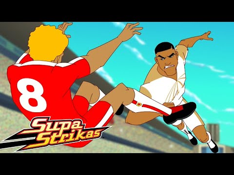 Supa Strikas   Bringing Down The House!   Full Episode Compilation   Soccer Cartoons for Kids!