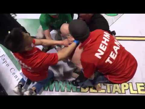 Pomyłka w MMA - LOL