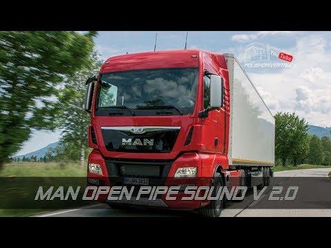 Man Open Pipe Sound v2.0