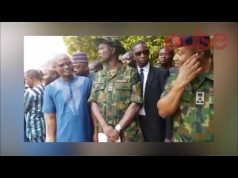 Boko Haram: Nigerian Army Parades At Least 14 Suspects Arrested In  Kogi State | Pulse TV