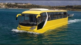 7 Outrageous Amphibious Vehicles You Must See