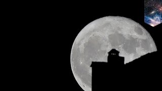 Bulan purnama terbesar di abad ini akan terjadi di bulan November